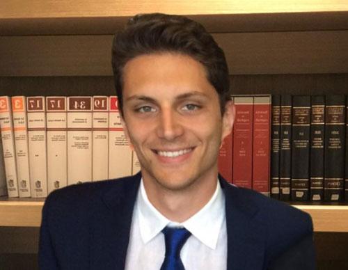 Emanuele D'Imprima – Junior Consultant